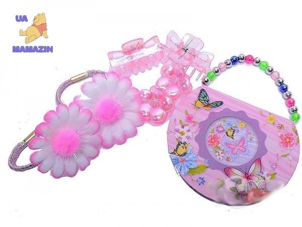 Детская шкатулка с украшениями