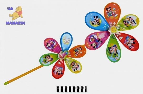 Ветрячок двойной «Микки Маус»