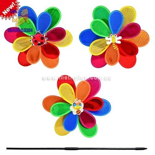 Ветрячок цветок, 3 вида