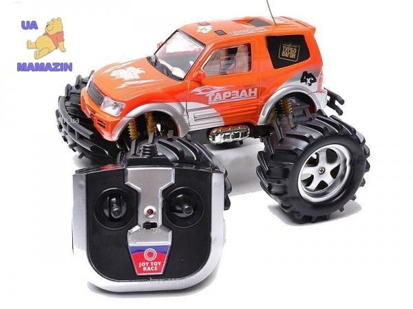 Радиоуправляемая модель внедорожника-монстра Тарзан Joy Toy