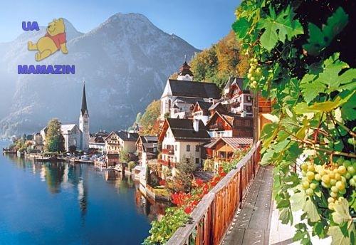 Castorland: пазл 2000эл. Хальштат, Австрия (Hallstatt, Austria)