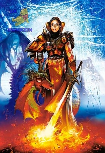 Castorland: пазл 1000эл. Побеждённый дракон, фэнтези