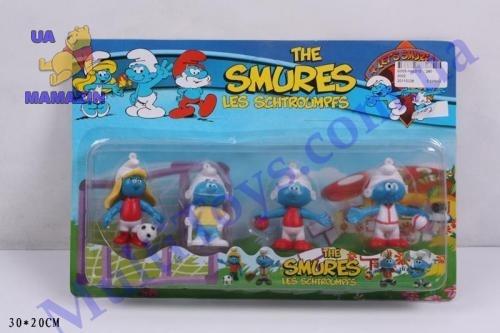 """Герои Смурфики  """"The Smurfs"""""""