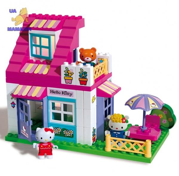 Конструктор Домик Hello Kitty