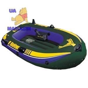 Intex: Надувная лодка Seahawk 2 Intex
