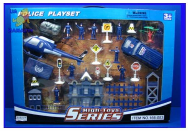 Полицейская станция 2 вида
