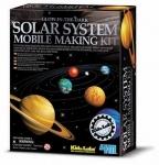 Солнечная система 3D мобиль