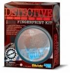 Набор детектива: отпечатки пальцев ТМ 4M