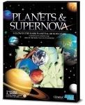 4M: Планеты и звезды 100 шт (светятся)