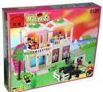 Конструктор загородный дом ТМ Brick