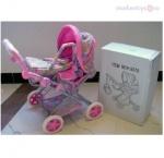 Коляска для куклы ТМ Melogo
