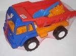 Машина грузовик песчаный, ТМ Орион