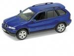 Коллекционная машинка BMW X5