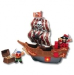 Набор пиратов Битва за остров  Keenway