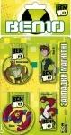 """Магнитные закладки """"Бен 10"""" зеленый"""