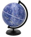 Глобус 220 мм звездного неба (укр.) ТМ 1Вересня
