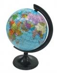 Глобус политический 110мм ТМ 1Вересня