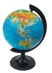 Глобус физический 110мм ТМ  1Вересня