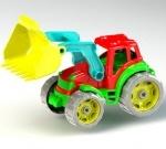 Игровой Трактор с ковшом