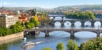 Пазлы Castorland Vltava Bridges in Prague 4000 элементов