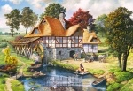 Пазлы Castorland Water Mill Cottage 2000 эл.