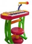 Детский синтезатор на стойке