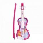 Скрипка детская на батарейке