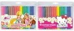 Фломастеры 18 цветов для девочки