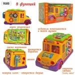 """Развивающая игрушка """"Школьный автобус"""" HuileToys"""