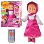 Интерактивная кукла Маша-сказочница с р/у  (800 фраз)