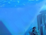 "Светильни- проектор морских волна ""AURORA"""