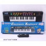 Синтезатор 32 клавиши с микрофоном