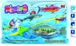 Рыбалка с огромной рыбой