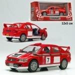 Коллекционная машина Mitsubishi Lancer Evolution VII WRC