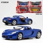 Коллекционная машинка Porsche Carrera GT