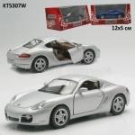 Коллекционная машинка Porsche Cayman