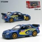 Коллекционная машинка Subaru Impreza WRC 2007