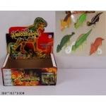 Динозавр резиновый