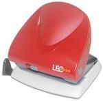 Дырокол 30л пласт. L1404-06 красный
