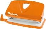 Дырокол 10л метал. D1214-11 оранжевый