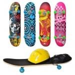 Детский Скейт Profi Trike с защитой