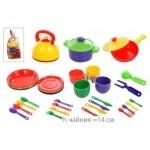 Игрушечный Набор посуды 33 предмета