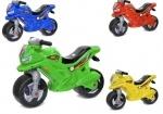 Детская Каталка мотоцикл, зеленый