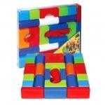 Кубики Теремок средний