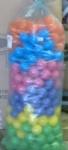 Шарики мягкие 80мм, в упаковке 300шт