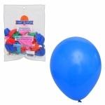Шарики надувные Мир шаров, Стандарт ассорти 10