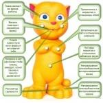 Интерактивная подружка кота Тома Джинджер