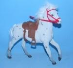 Лошадь велюр