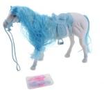 Лошадь велюровая