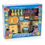 Детский кухонный набор с тостером